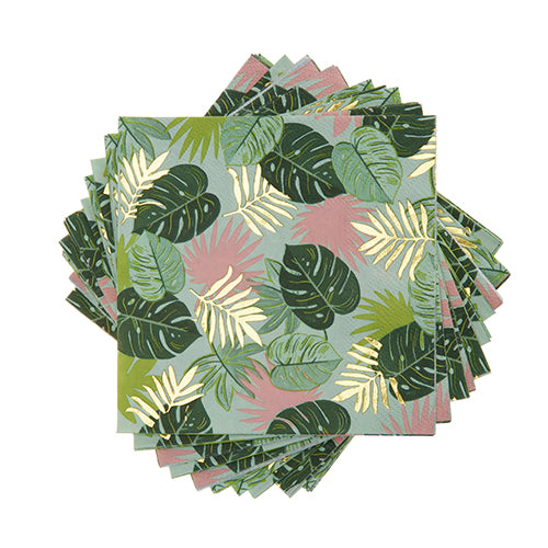 Monstera Party Napkins - StyleMeGHD