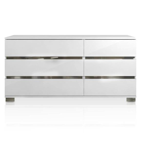Icon 6-Drawer Double Dresser - StyleMeGHD