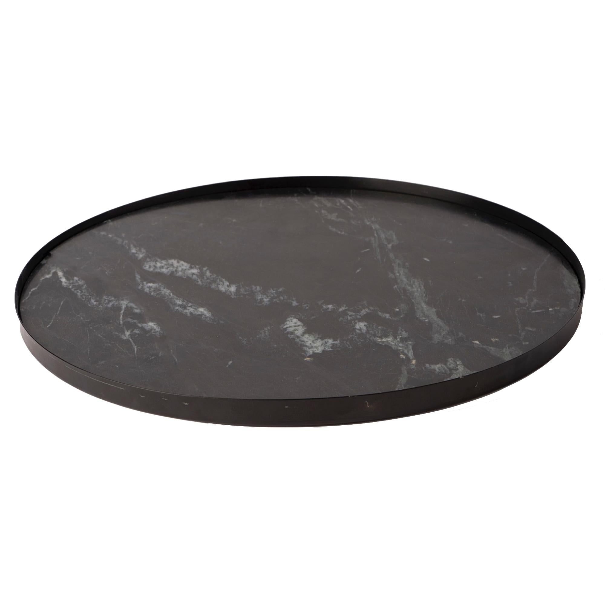 Carbon Marble Tray - StyleMeGHD