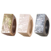 Sea Glass Napkin Ring Champagne (Set Of 4) - StyleMeGHD