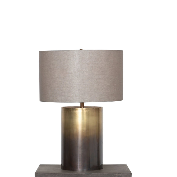 Gold Ombre Table Lamp - StyleMeGHD