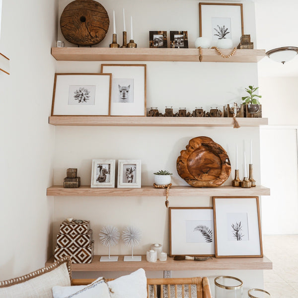 LINDSEY FLOATING SHELVES
