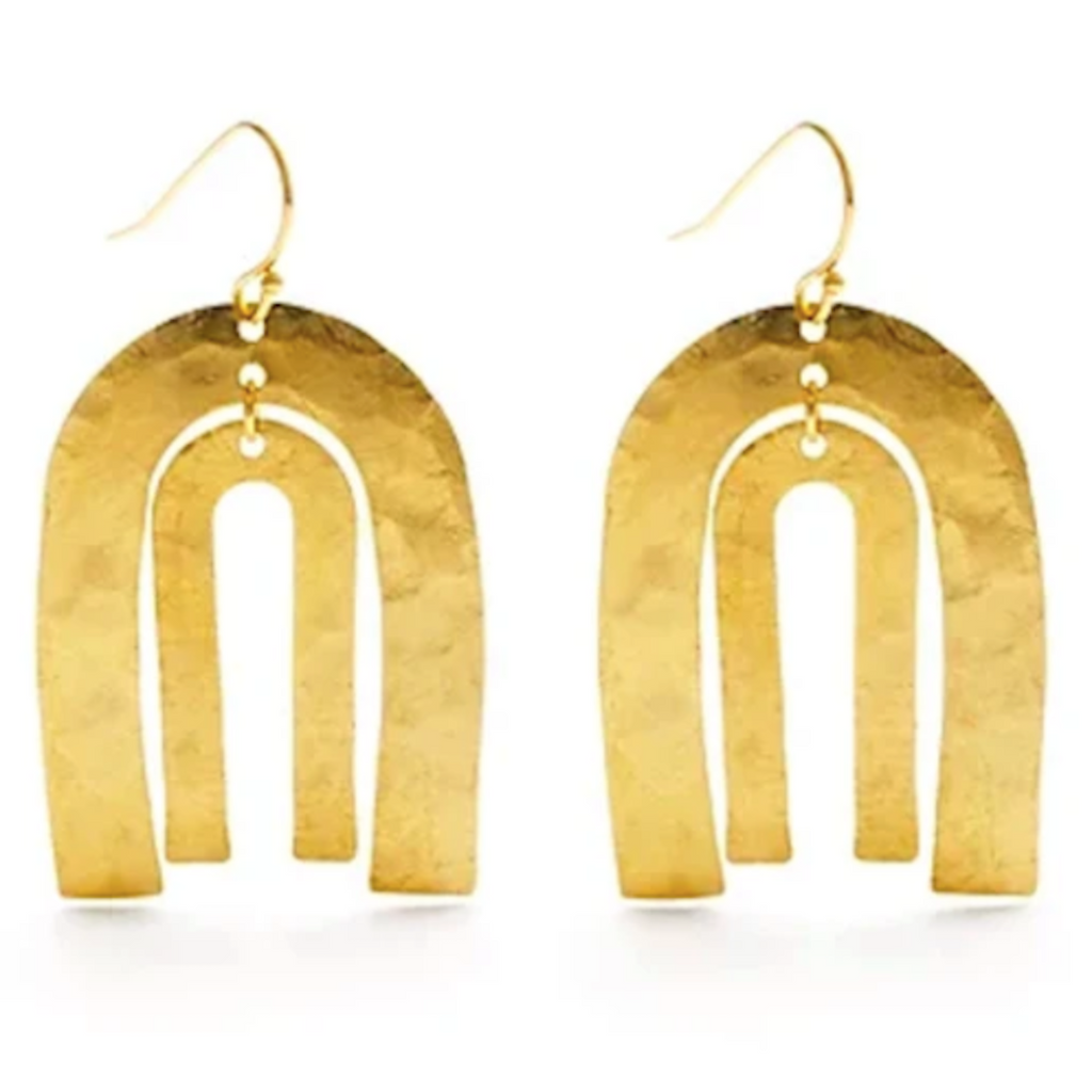 Golden Rainbows Earrings - StyleMeGHD