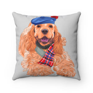 Claude French cushion