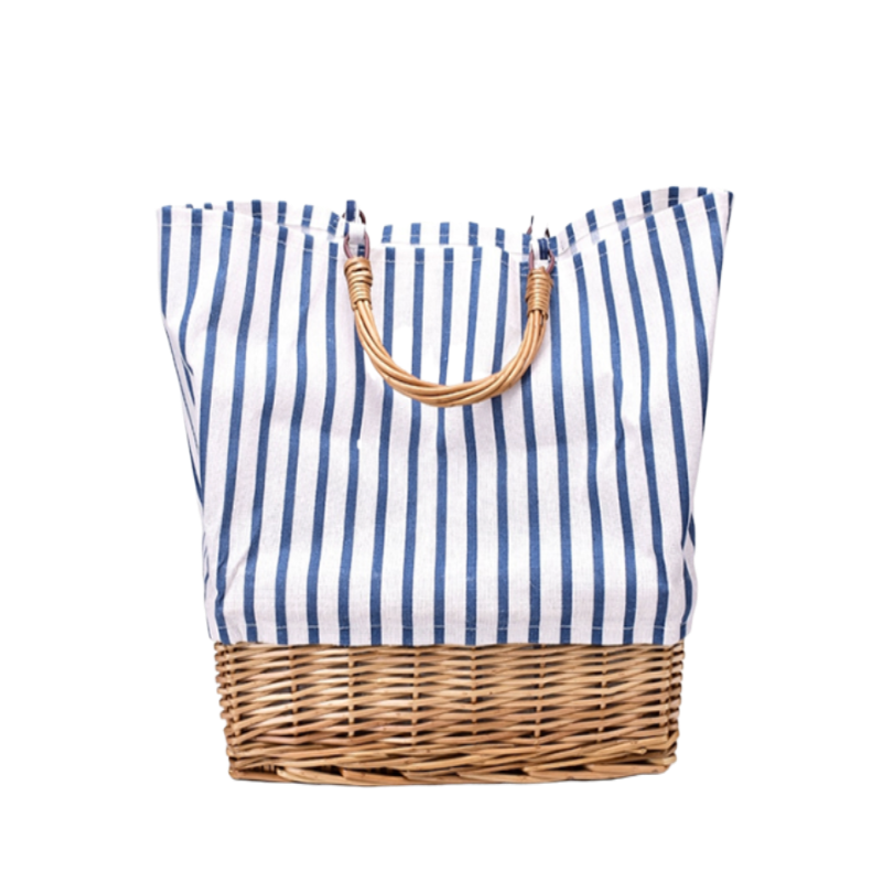 Petite naivre - French basket, handmade, worldwide delivery - A home in France-eu.com