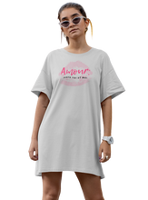 Load image into Gallery viewer, Amour, Organic cotton t-shirt dress