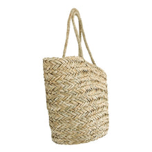 Load image into Gallery viewer, New! Large Bohemian Beach Bag - La Carmague - Women Handmade Straw Bag, tote, beach bag