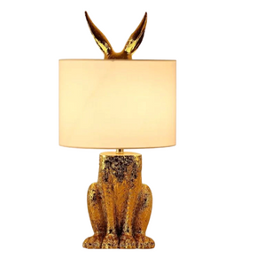 A home in France Rabbit lamp