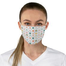 Load image into Gallery viewer, Fabric Face Mask - MADE TO ORDER - Washable and fitted