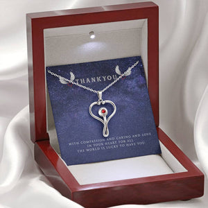 Thank you gift for nurses, doctors, gift for healthcare workers, COVID-19, Christmas gift, Thank you gift, pendant gift