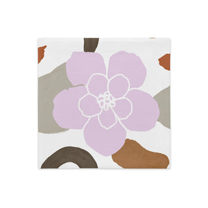 Bloom, French linen cushion cover