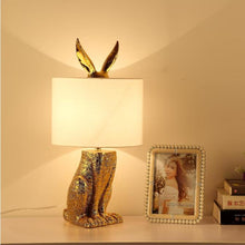 Load image into Gallery viewer, Rabbit lamp