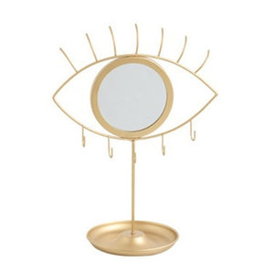 Eye mirror Jewellery Display stand