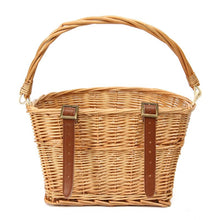Load image into Gallery viewer, La tour - Retro bicycle basket