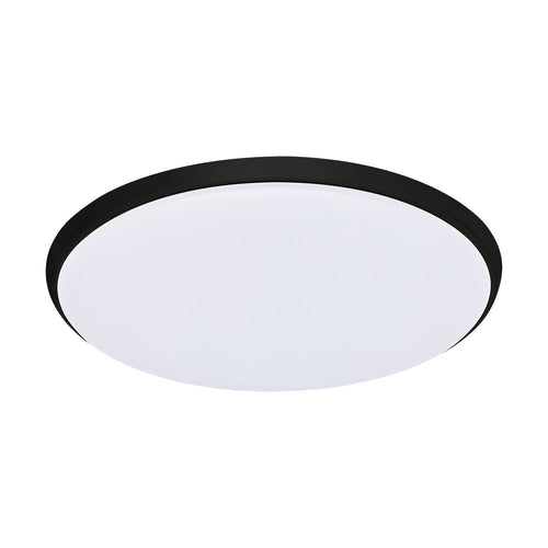 OLLIE OYS 18W LED CCT BLACK TRIM