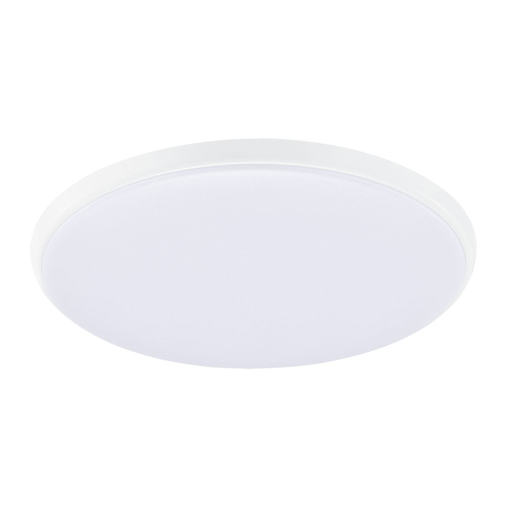 OLLIE OYS 28W LED CCT WHITE TRIM