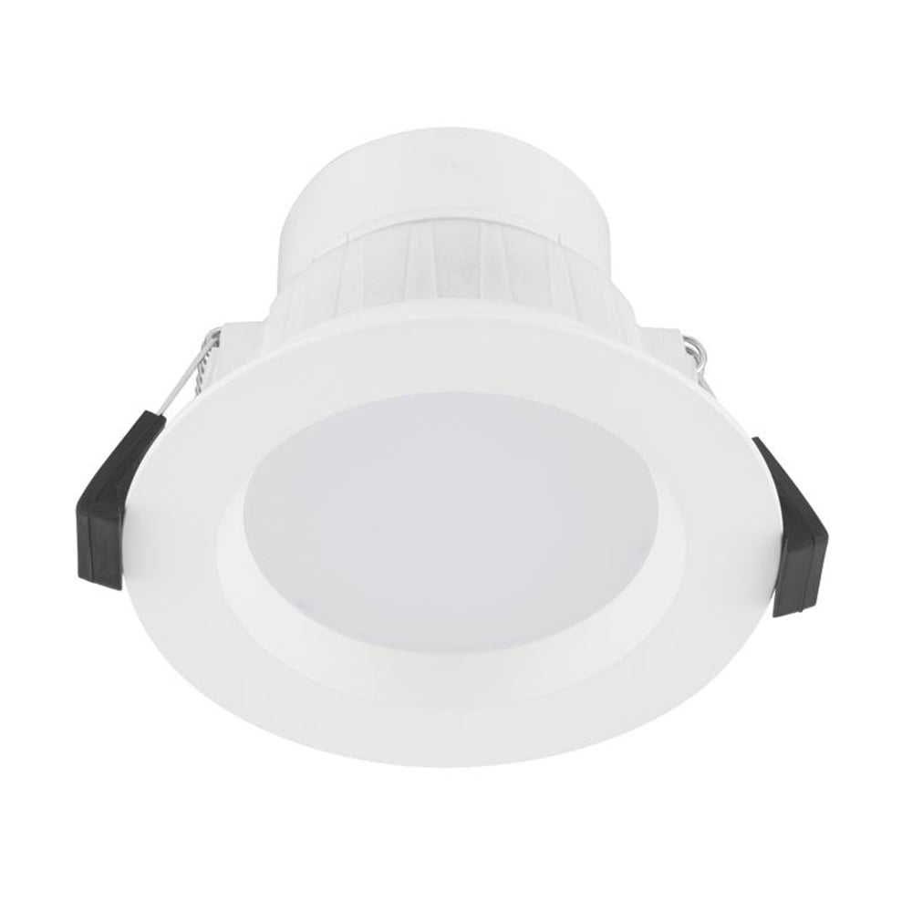 Roystar 9W Tri Colour Downlight White