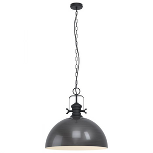 COMBWICH Pendant 400mm BLACK & CREAM SMALL
