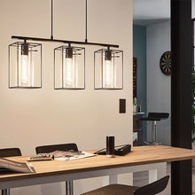 Load image into Gallery viewer, Loncino 3Lt Black Pendant 49496
