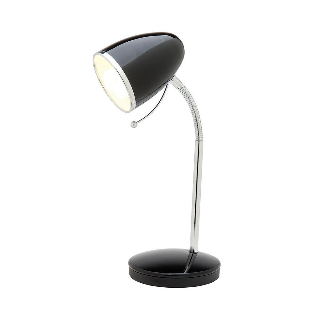 Sara Desk Lamp Black A13011Blk
