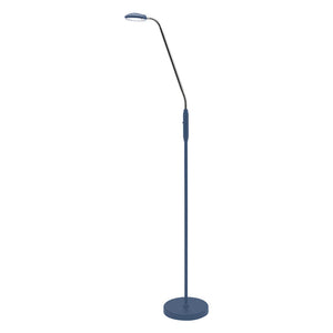 Dylan 6W Led Floor Lamp Navy A19421Nav