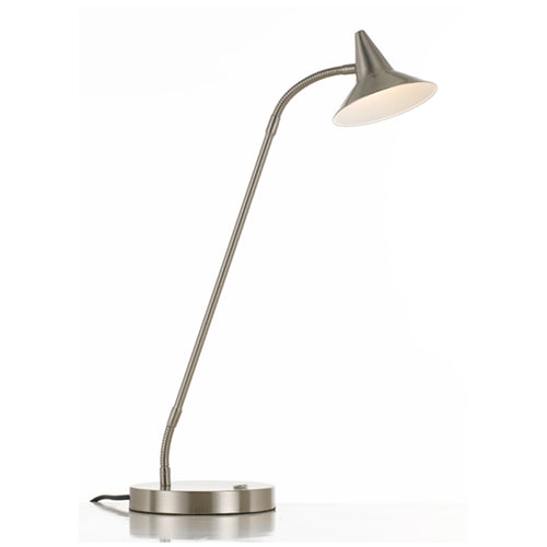 Marit Table Lamp Nickel