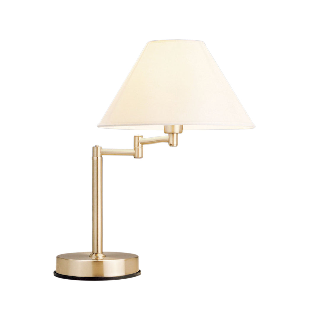Zoe Touch Lamp Antique Brass