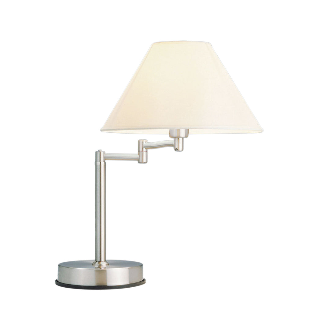 Zoe Touch Lamp Brushed Chrome