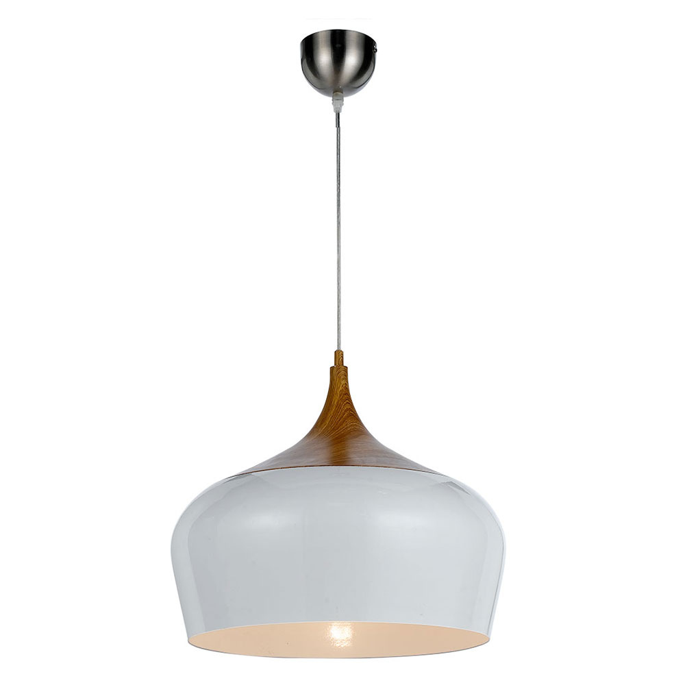 Polk30Wh Single Pendant