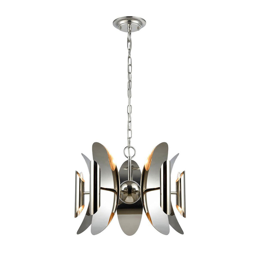 Strato 10 Light Chrome Pendant