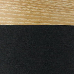 Akira Batten Fix Black and Oak