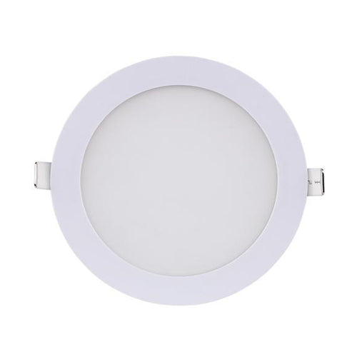 Slick Tri R2 12W Led Panel Round White CCT