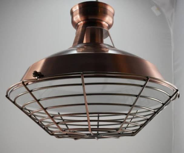 Diy1602-Cp Copper Polished Metal Shade