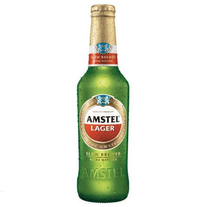Amstel Lager 24x33cl