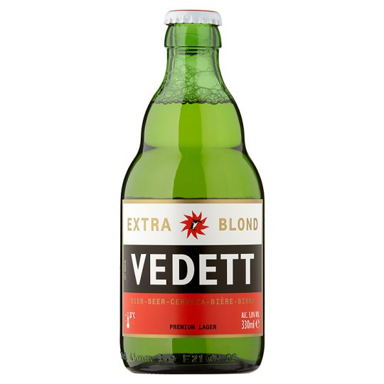 Vedett Extra Blond Belgian Beer 330ml