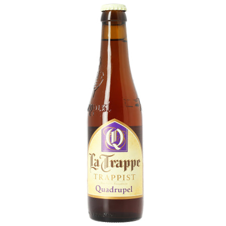 La Trappe Quadrupel 10% 24x33cl