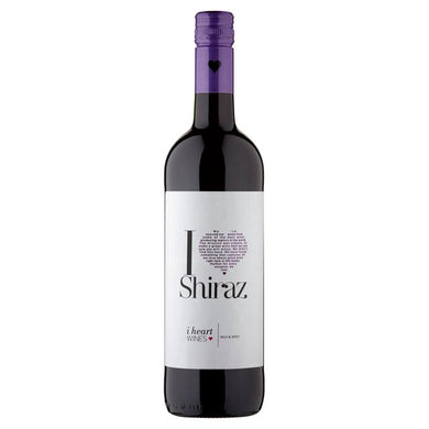 iHeart Shiraz 75cl