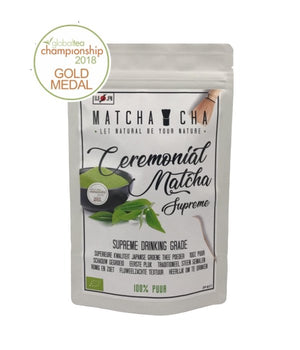 Matchacha - Ceremonial Matcha 'Supreme' - Thee abonnement - Ceremonial Matcha 'Supreme' -  -
