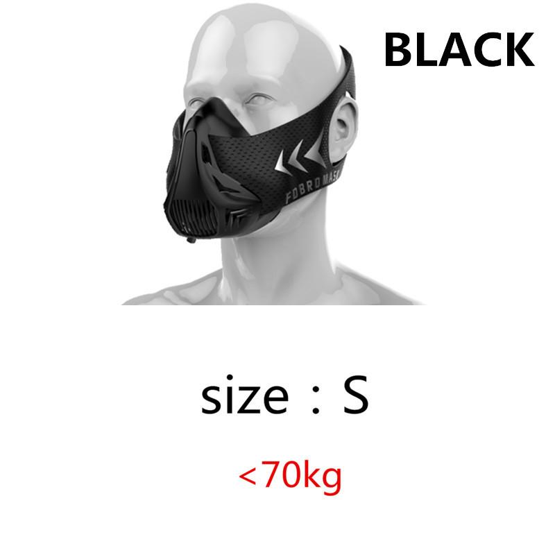 HIGH ALTITUDE TRAINING MASK