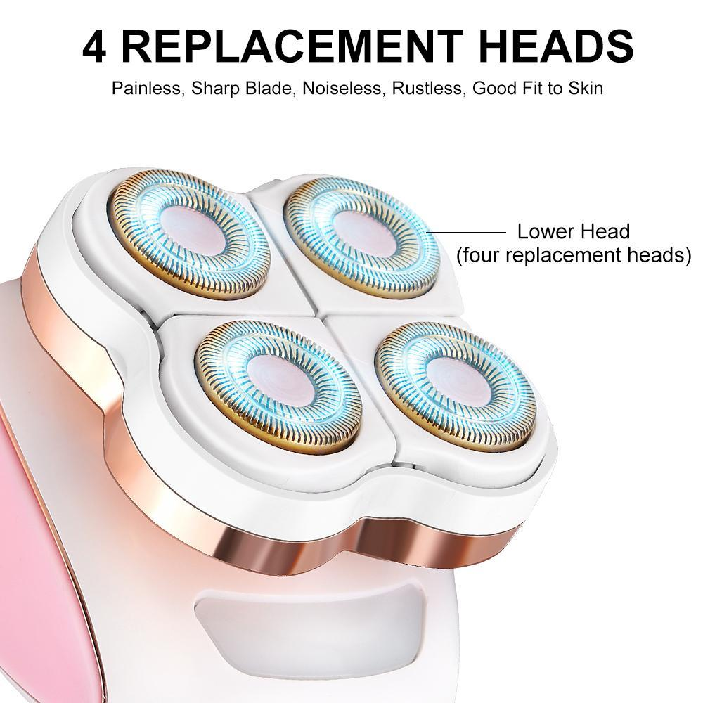 Flawless by Finishing Touch Hair Remover Replacement Head Duo