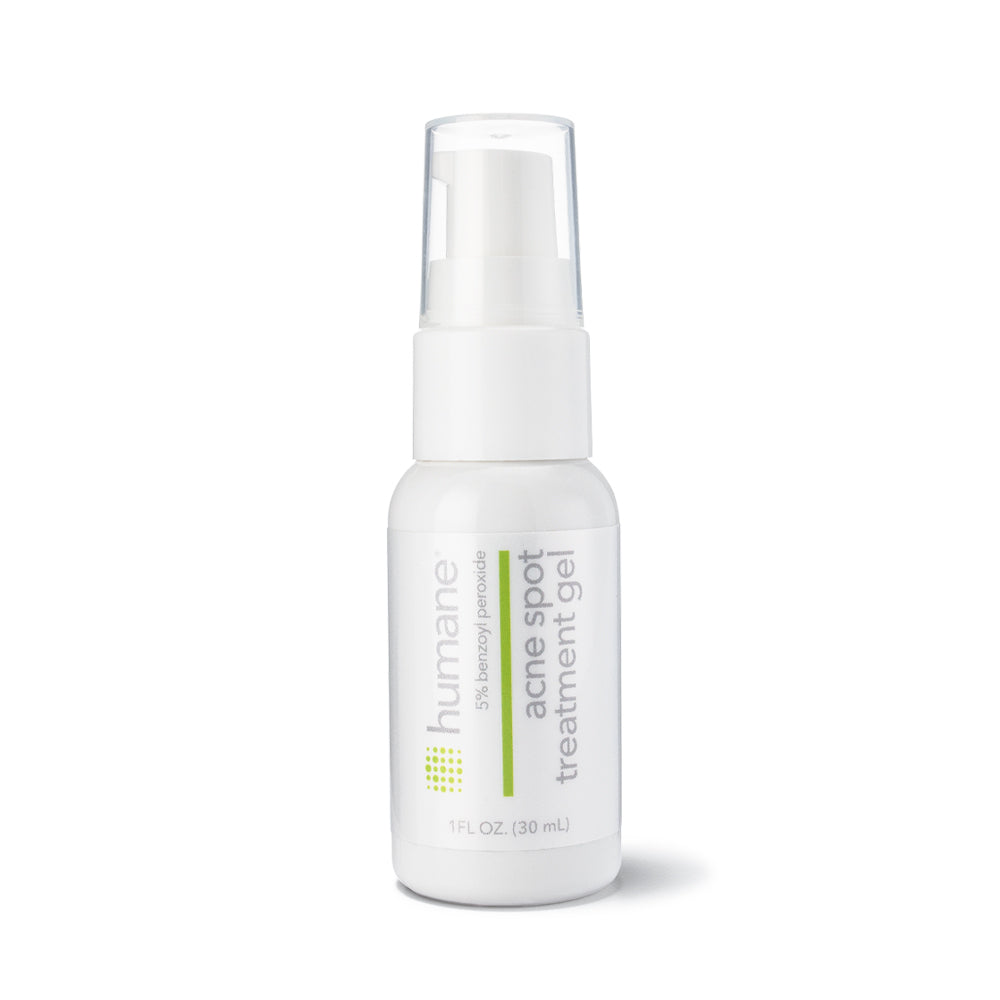 Humane Acne Spot Treatment Gel