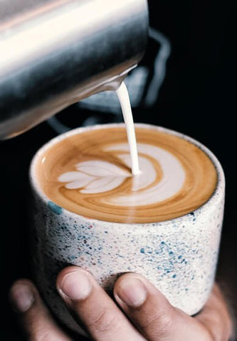 Latte art and the third wave coffee movement