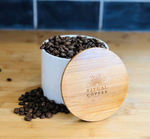 Ritual Coffee Canister