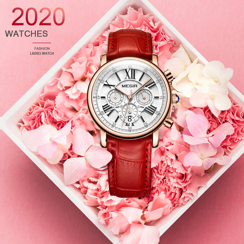 🔥 HOT SALE 🔥 Valentine's Day Fashion Ladies Watch (Free Shipping Today)