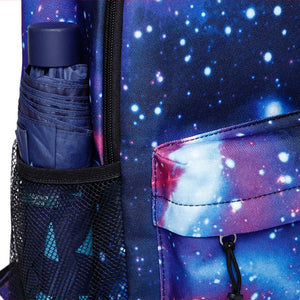 Starry Sky USB Charging Backpack