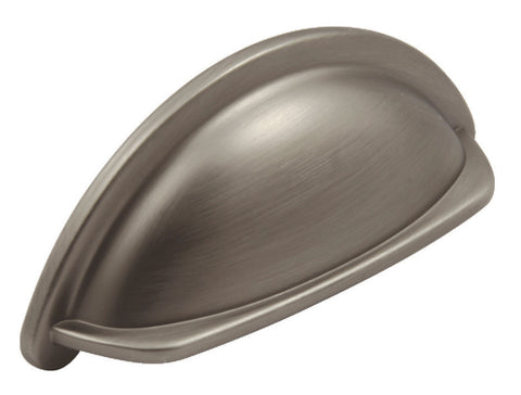 Pewter Finish Cup Handle