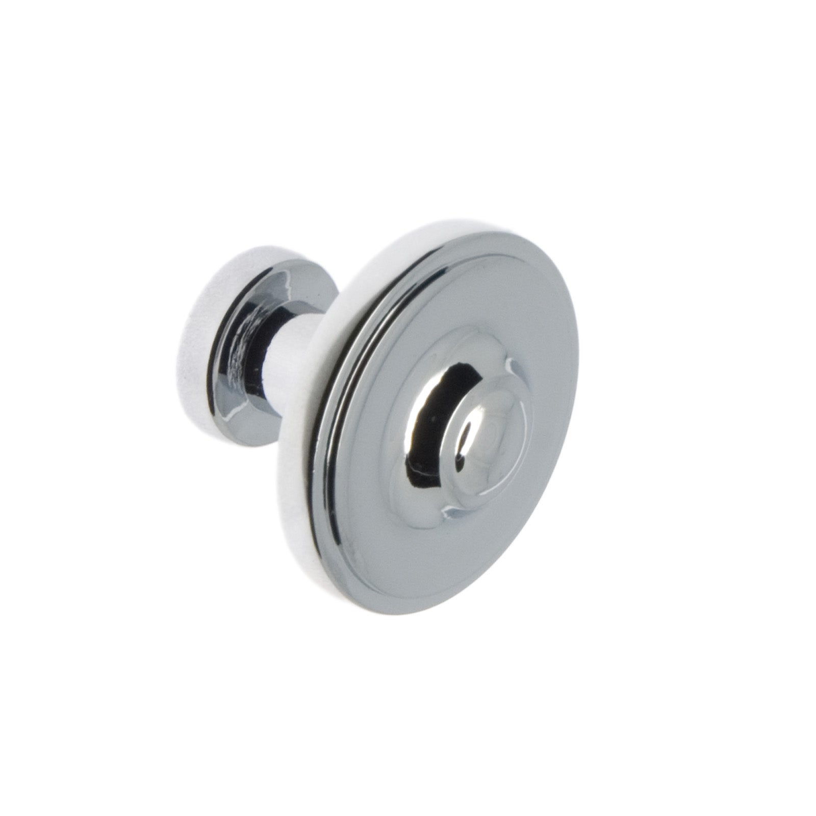 Ariel Polished Chrome Knob