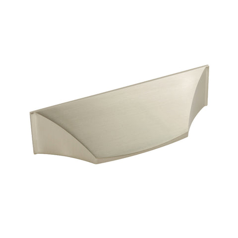 Augusta Brushed Nickel Cup Handle
