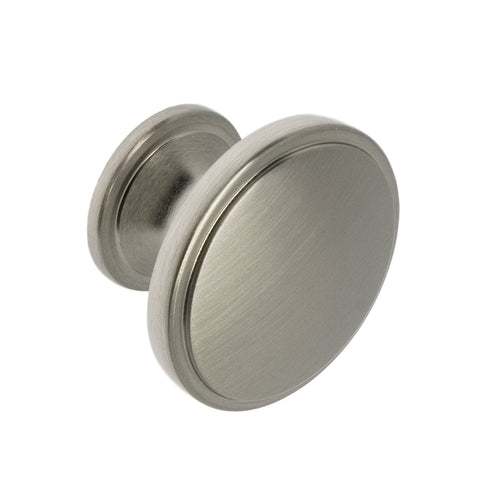 Satin Nickel Cupboard Door Knob