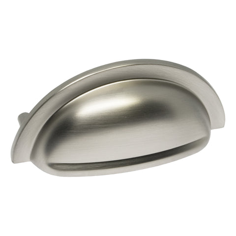 Satin Nickel Cup Handle